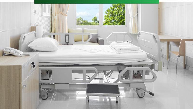 Equipamento e Mobiliário Hospitalar