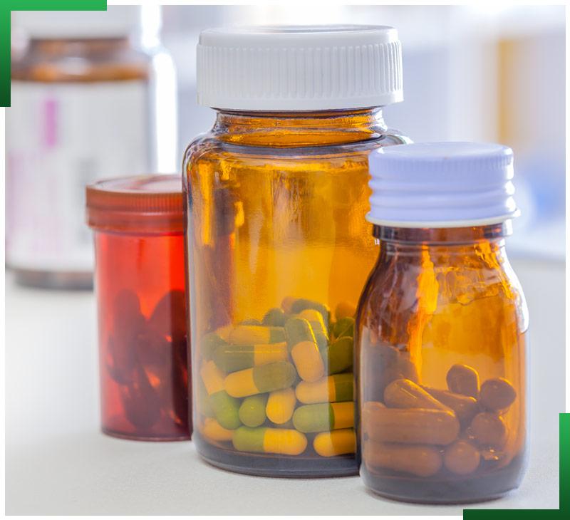 Distribuição de medicamentos e material hospitalar